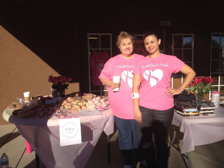 Cancer awareness party